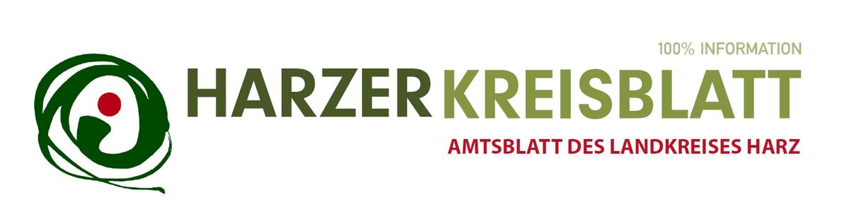 Amtsblatt des Landkreises Harz