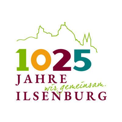 Logo 1025 Jahre Ilsenburg