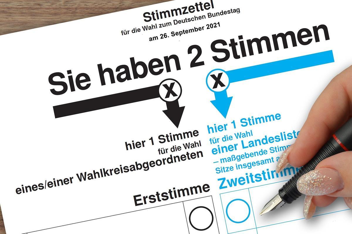Wahl des Bundestages