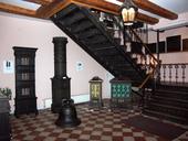 Eingangshalle Hüttenmuseum