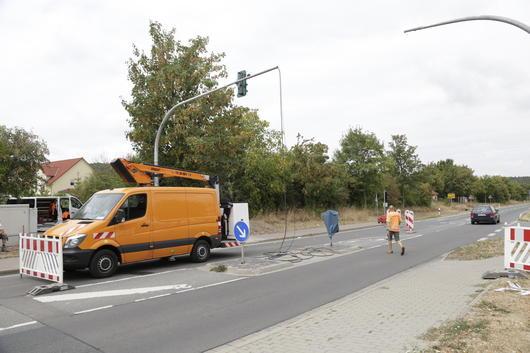 18-08-17-Ampelanlage-Harzburger-Straße-1
