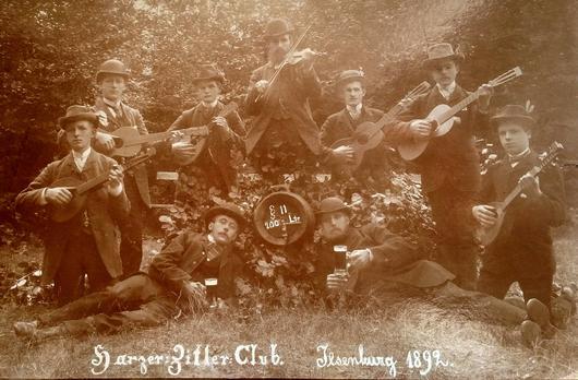 Foto Zither Klub 1892