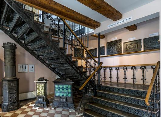 18-12-13-Huettenmuseum-Treppenaufgang